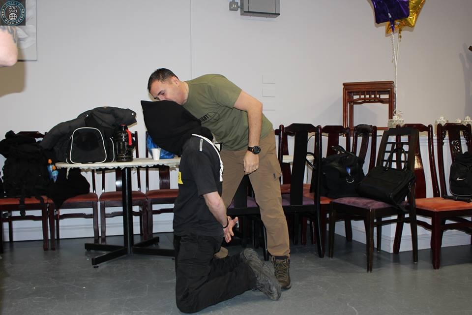David Rivas Huete teaching